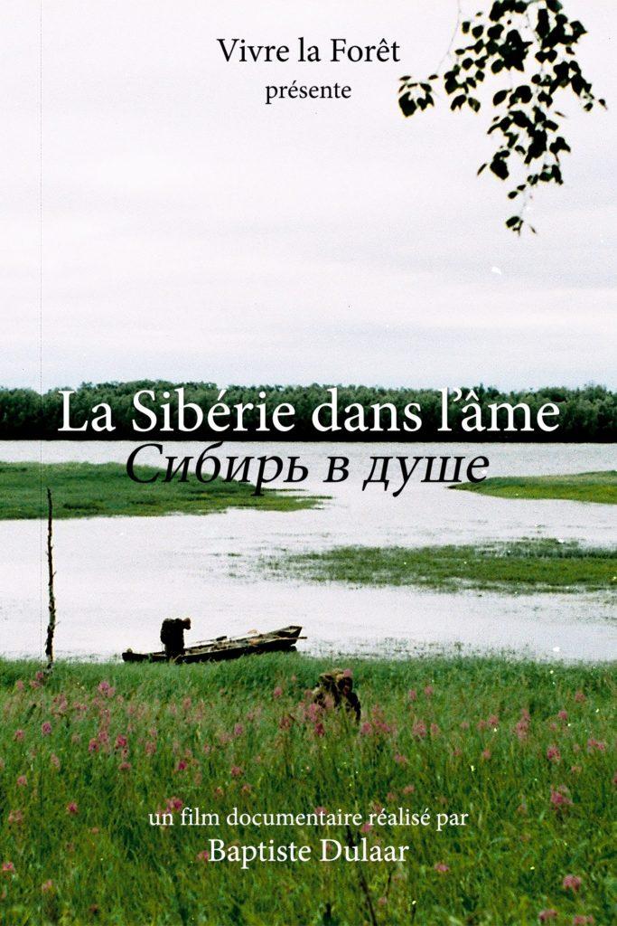 Affiche La Sibérie dans l'âme